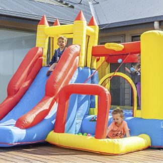 Lifespan Kids Bouncefort Plus Inflatable Castle