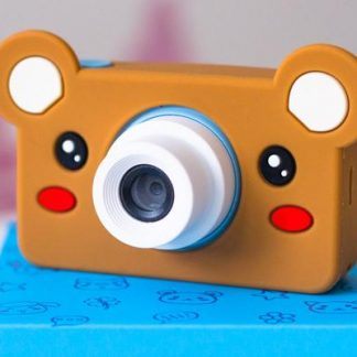 Bubby Cubby Cartoon Collection Camera - Bear