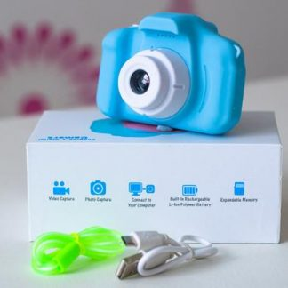 Bubby Cubby Kids Camera - Blue
