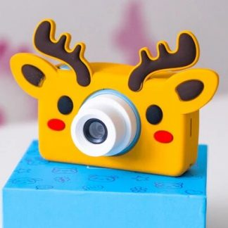 Bubby Cubby Cartoon Collection Camera - Deer