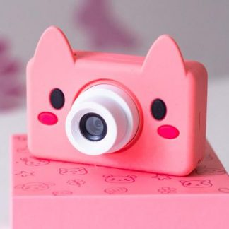Bubby Cubby Cartoon Collection Camera - Pig