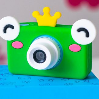 Bubby Cubby Cartoon Collection Camera - Frog